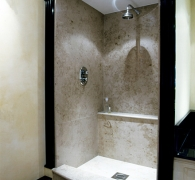 Bespoke Fitted Shower