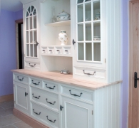 Bespoke Fitted Dresser